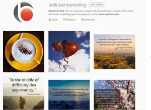 Belluber instagram