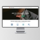 biz coach hub website design