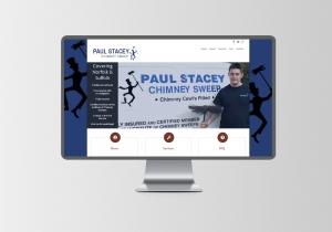 chimney sweep website design