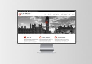 employment lawyer london website design