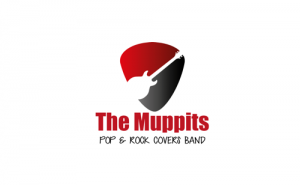 Logo for music band