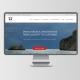 medical company website design