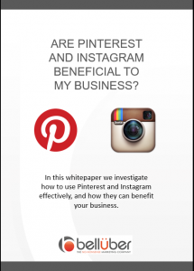 pinterest and instagram whitepaper