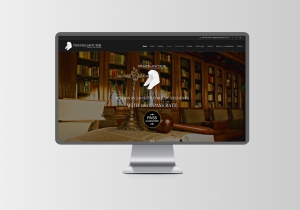 private law tutor website design