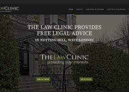website for law firm