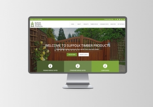 suffolk timber website development