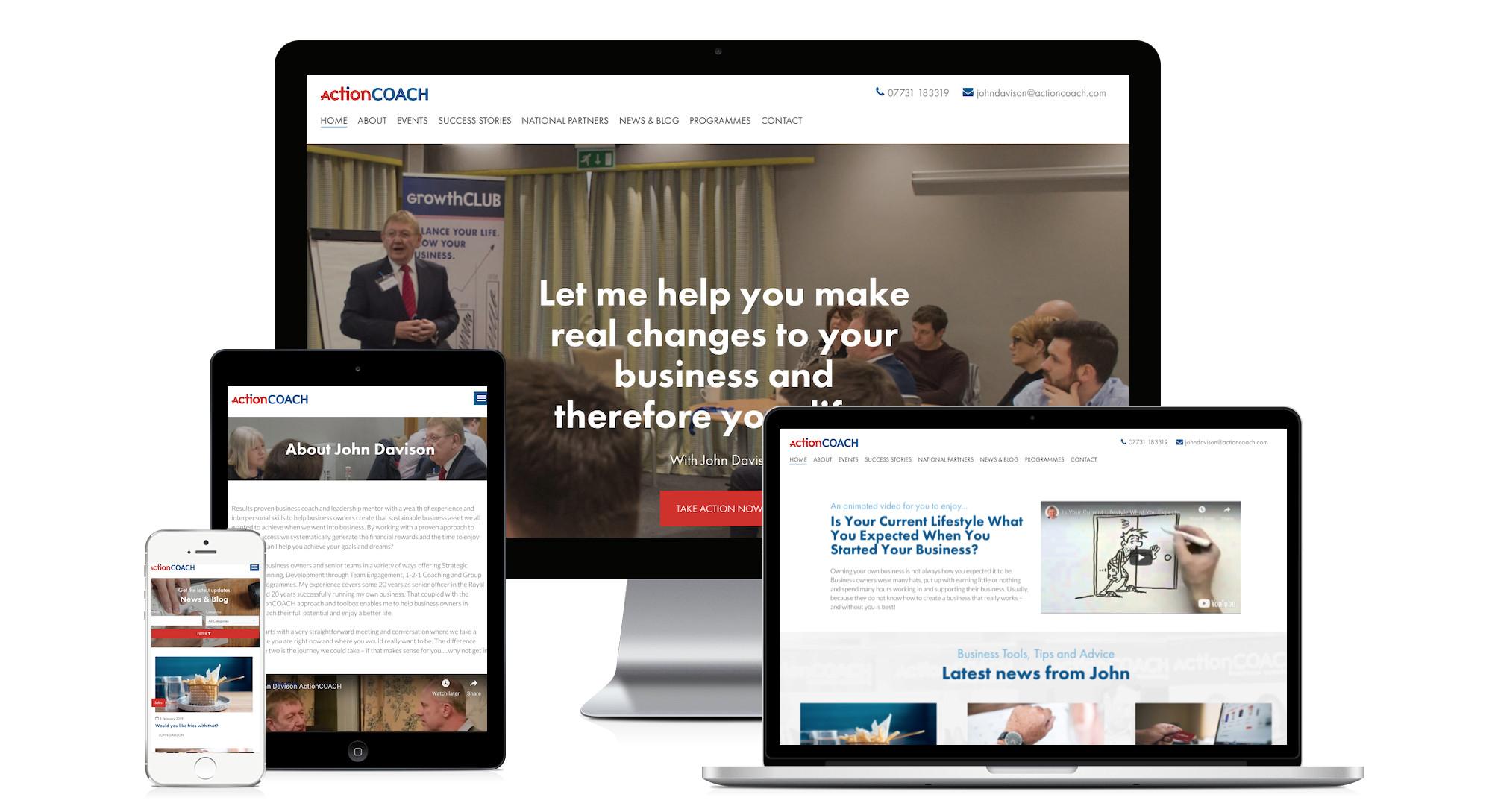 john davison website